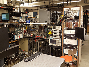 Cryo-Ion Instrument in Zwier's Lab